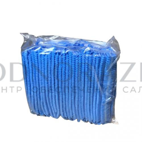 Шапочка одноразовая (Гармошка) 2 резинки. 100 шт. в упаковке