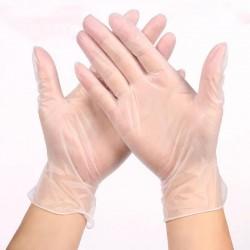 Виниловые перчатки для СПА процедур